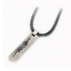 Halsband Leder Tribal DreamFactorJ