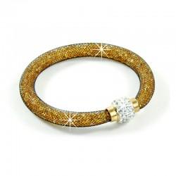 Armband Stardust Zirkonias Gold DreamFactorJ