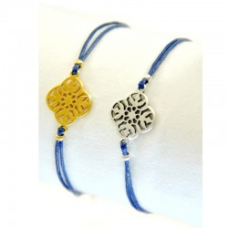 Armband Blau Baroque Mint15