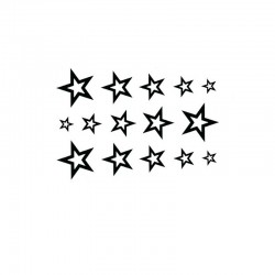 Temporary Tattoo Stern DreamFactorJ