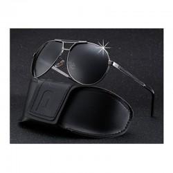 Police Sonnenbrille polarisiert Schwarz DreamFactorJ