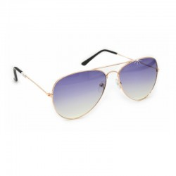 Sonnenbrille polarisiert Lila Gelb DFBIJOUX