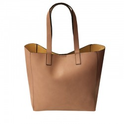 Tasche Entela Taupe Gold Sweet Deluxe