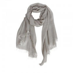 Schal Scarf Evelyn Beige The Moshi