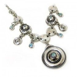 Halskette Türkis Silber Ehrsam