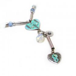 Halskette Mint Türkis Ehrsam