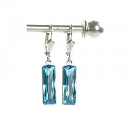 Ohrringe Blau Krikor